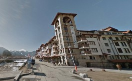 -Furnished 1 bed on Bansko Royal Towers