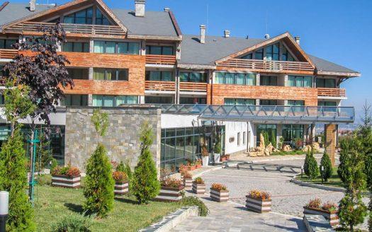 -Furnished studio on Pirin Residence