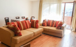 -Furnished 2 bed on Pirin Lodge