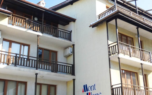 -Furnished 2 bed on Mont Blanc