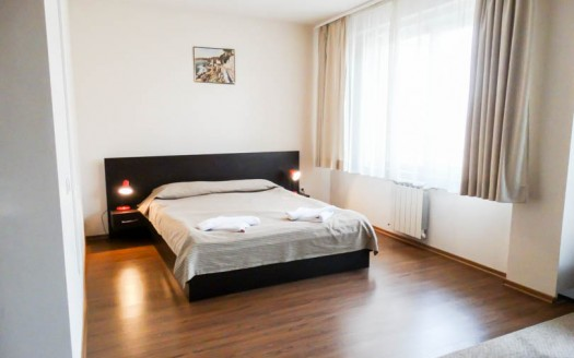 -Furnished Studio on Bansko Royal Towers