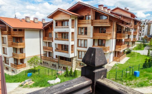 studio sale balkan heights bansko (9) -Furnished studio on Balkan Heights