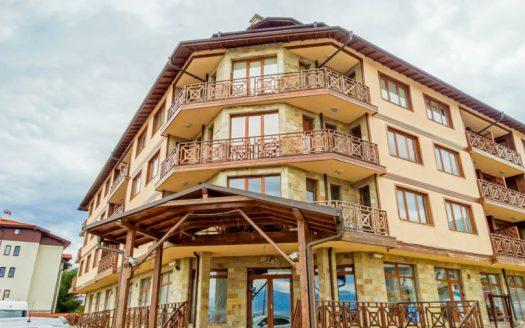 -Furnished 1 bed on Vihren Residence