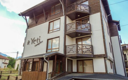 -Furnished 1 bed on Yeti