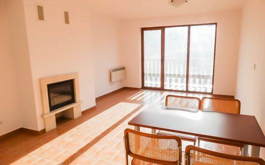 -Part furnished 2 bed on Prespa