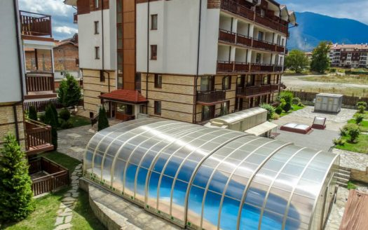 four-leaf-clover-for-sale-bansko=property (9) -Furnished studio on Four Leaf Clover