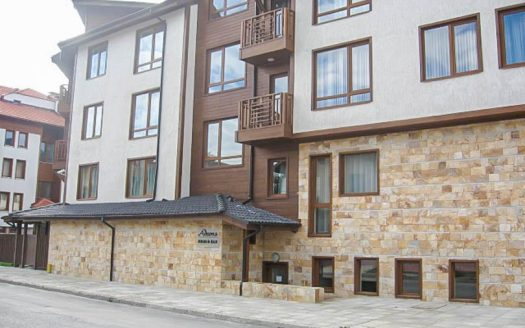 adeona-bansko (7) -Furnished 1 bed on Adeona