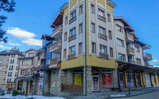 [object object]-Part furnished 1 bed on Pirin Golf