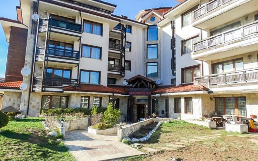 -Furnished 2 bed on Edelweiss  Inn