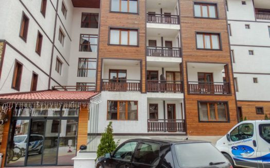 -Furnished studio on Predela 2 sell in bansko, resell bansko-Sell your property