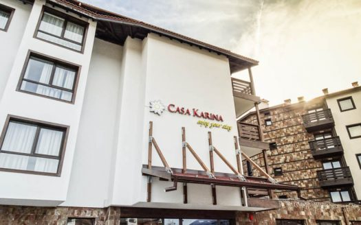 -Furnished 1 bed on Casa Karina