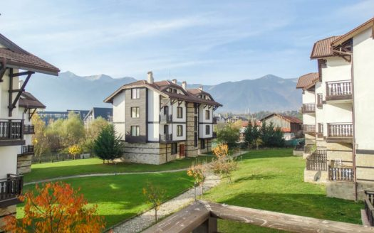-1 bed on 3 Mountains sell in bansko, resell bansko-Sell your property