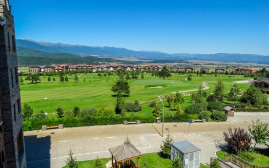 -Furnished studio on Pirin Golf