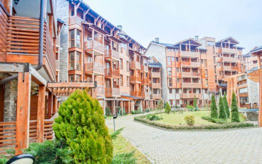 -Brand new 1 bed on St Ivan Ski & Spa