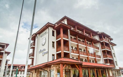 -Furnished 1 bed on Mountain Dream