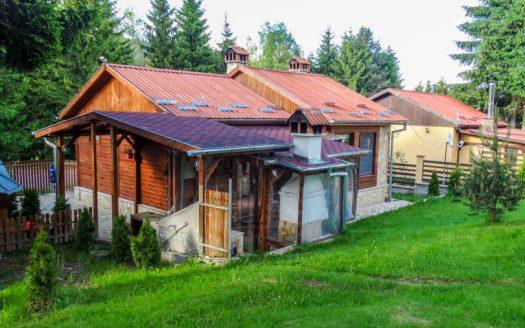 -Detached bungalow in Yundola