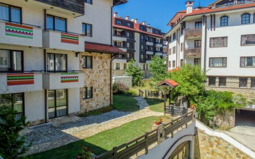 -Furnished 1 bed on Dream Complex sell in bansko, resell bansko-Sell your property