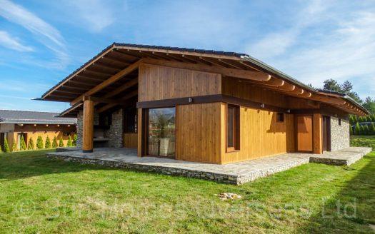 -Luxury 3 bed villa on Pirin Golf