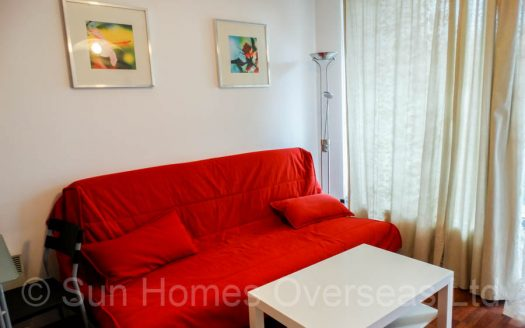 -Furnished 1 bed on Balkan Heights