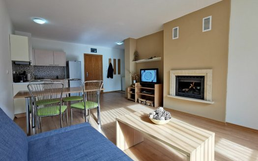 -Furnished 1 bed on Refactory