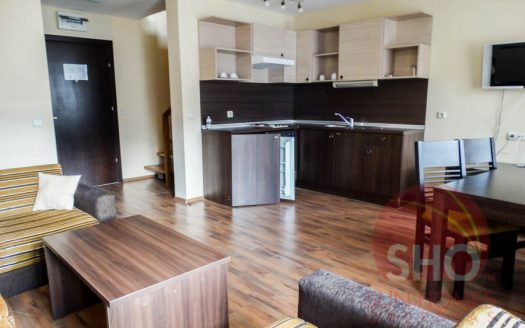 -Furnished 1 bed duplex on Dream