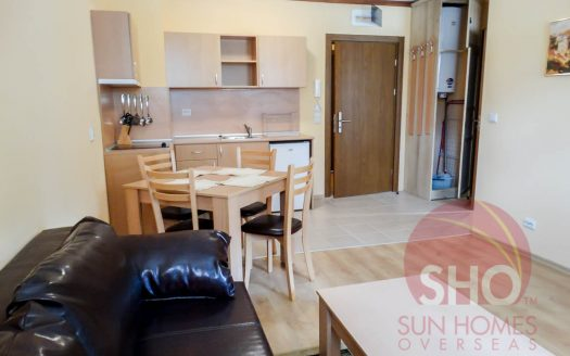 -Furnished 1 bed on St Ivan