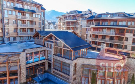-1 bed  duplex on St Ivan Ski & Spa