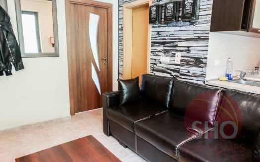-Furnished 1 bed on 3 Mountains