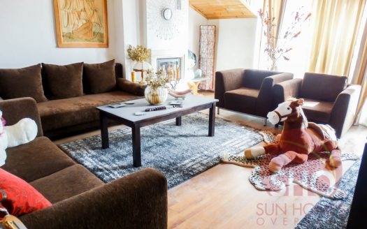 -Furnished 2 bed Penthouse for sale