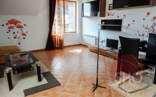 -Furnished 1 bed on Prespa