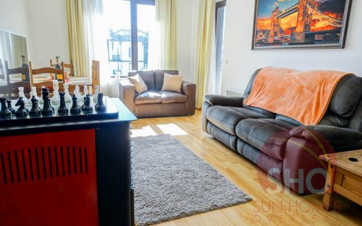 -Furnished 2 bed on 3 Mountains