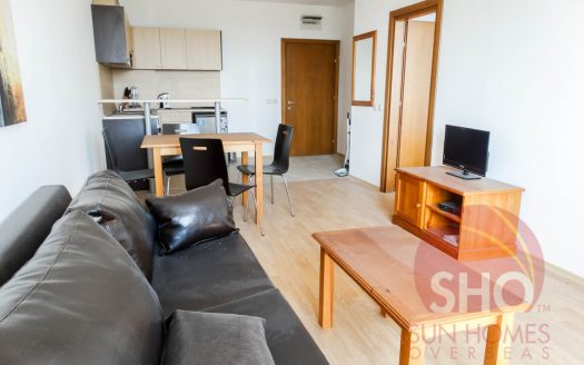 -Furnished 1 bed on Aspen Valley